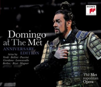 Domingo at the MET-Domingo Placido