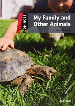 Dominoes. Three. My Family and Other Animals-Durrell Gerald