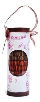 Donegal, gumki do włosów Sugar Tuba, 12 szt.-Donegal