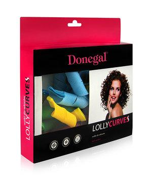 Donegal, wałki do włosów, 18 szt.-Donegal