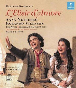 Donizetti: L'elisir D'amore-Orchester der Wiener Staatsoper, Chor der Wiener Staatsoper, Netrebko Anna, Villazon Rolando, Nucci Leo