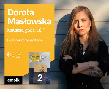 Dorota Masłowska – Premiera online