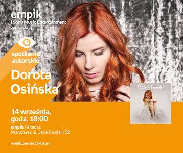 Dorota Osińska | Empik Arkadia