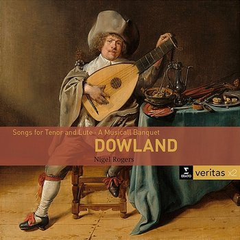 Dowland: Songs for Tenor and Lute - A Musicall Banquet-Nigel Rogers
