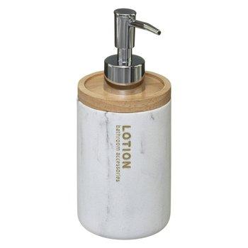 Dozownik na mydło w płynie LEA, wzór marmuru-5five Simple Smart