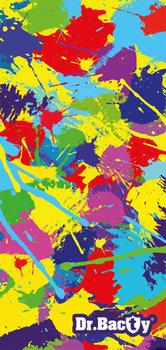 Dr.Bacty, Ręcznik paint L, 60x130 cm-Dr.Bacty
