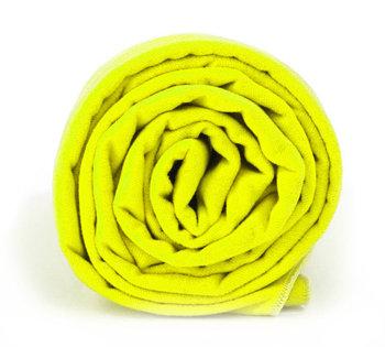 Dr.Bacty, Ręcznik szybkoschnący, neonowy żółty, 60x130 cm-Dr.Bacty