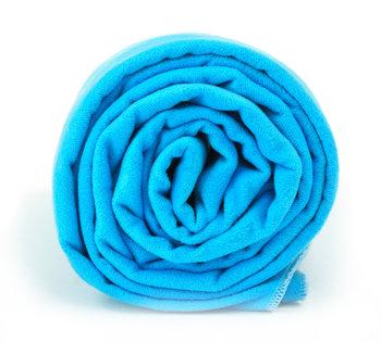 Dr. Bacty, Ręcznik szybkoschnący, niebieski, 43x90 cm-Dr.Bacty