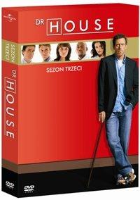 Dr house sezon 3 dvd gordon keith filmy sklep empik com Dr house sklep