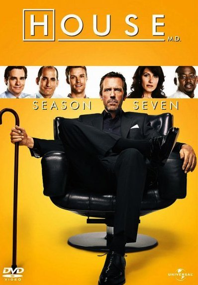 Dr house sezon 7 dvd shore david filmy sklep empik com Dr house sklep