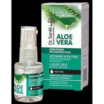 Dr. Sante, Aloe Vera, serum-jedwab w płynie na rozdwajające końcówki włosów, 30 ml-Dr. Sante