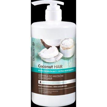 Dr. Sante, Coconut Hair, odżywka nawilżająca do włosów suchych i łamliwych, 1000 ml-Dr. Sante