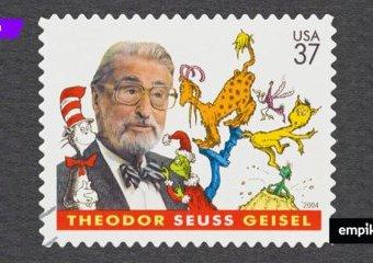Dr. Seuss i filmowe wersje jego książek