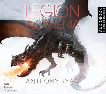 Draconis Memoria. Tom 2. Legion płomienia-Ryan Anthony