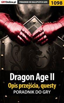 Dragon Age 2 - opis przejścia, questy - poradnik do gry-Hałas Jacek Stranger