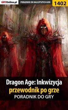 Dragon Age: Inkwizycja - przewodnik po grze-Homa Patrick Yxu, Hałas Jacek Stranger