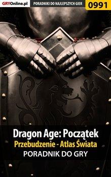 Dragon Age: Początek - Przebudzenie - atlas świata - poradnik do gry-Wilczek Karol Karolus