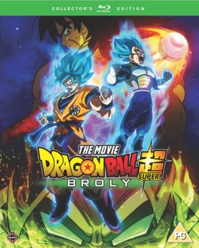 Dragon Ball Super: Broly (brak polskiej wersji językowej)-Nagamine Tatsuya