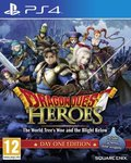 Dragon Quest Heroes: The World Tree's Woe and the Blight Below-Square Enix