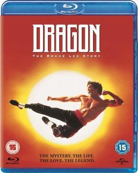 Dragon - The Bruce Lee Story (brak polskiej wersji językowej)-Cohen Rob