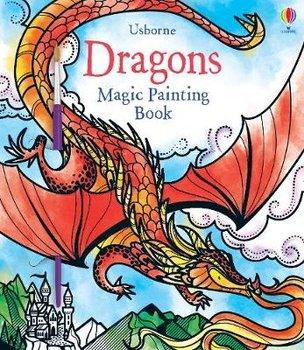Dragons Magic Painting Book-Watt Fiona