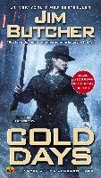 Dresden Files 14. Cold Days - Butcher Jim