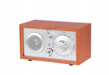 Drewniane radio FM AM AZUSA E-3023 kuchenne salon-Azusa