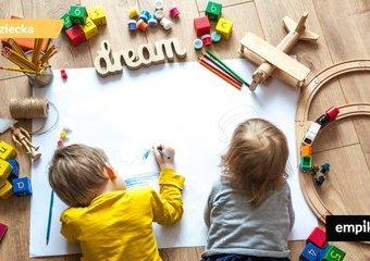 Drewniane zabawki dla dzieci w wieku przedszkolnym