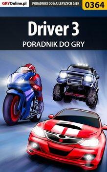 Driver 3 - poradnik do gry-Gonciarz Krzysztof
