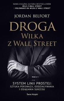 Droga Wilka z Wall Street-Belfort Jordan