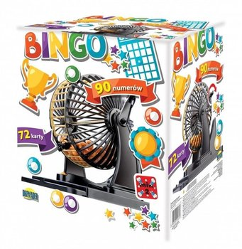 Dromader, gra rodzinna Bingo-Dromader