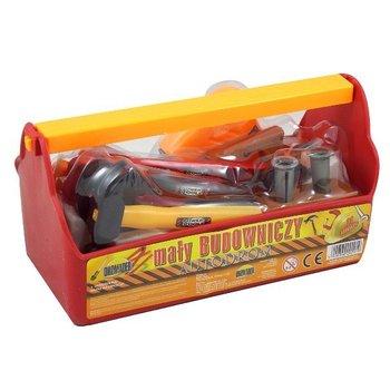 Dromader, narzędzia Mały Budowniczy, zestaw-Dromader