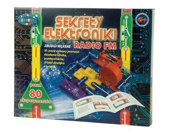 Dromader, Sekrety elektroniki, Radio fm, zabawka naukowa-Zabawkowy Zawrót Głowy