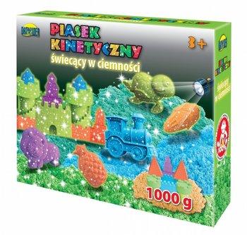 Dromader, zabawka kreatywna Piasek kinetyczny-Dromader