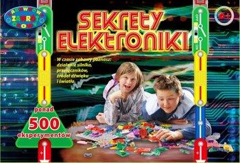 Dromader, zabawka naukowa Sekrety Elektroniki-Zabawkowy Zawrót Głowy