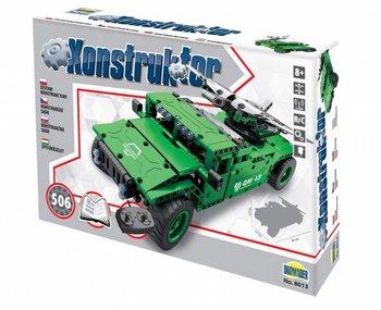 Dromader, zestaw konstrukcyjny Konstruktor - Pojazd zdalnie sterowany-Dromader