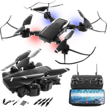 Dron z Kamerą WIFI Podgląd w Czasie Rzeczywistym 11698-Iso Trade