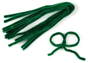 Drucik kreatywny, 10 sztuk, zielony