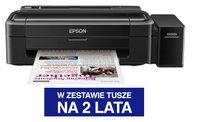 Drukarka atramentowa EPSON L130, A4, 27 str/min