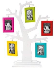 Drzewo, Ramka na zdjęcia, multicolor, 30 cm-Present Time