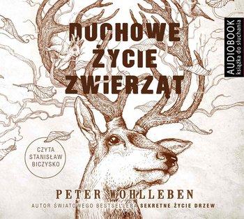 Duchowe życie zwierząt-Wohlleben Peter