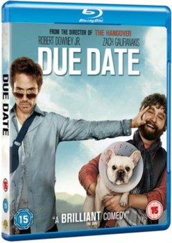 Due Date (brak polskiej wersji językowej)-Phillips Todd