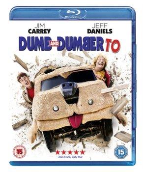 Dumb and Dumber To (brak polskiej wersji językowej)-Farrelly Bobby, Farrelly Peter