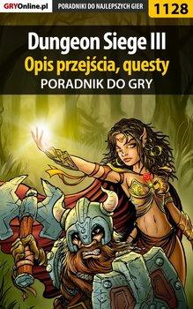 Dungeon Siege 3 - opis przejścia, questy - poradnik do gry-Kozłowski Maciej Czarny