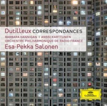 Dutilleux: Correspondances-Los Angeles Philharmonic Orchestra