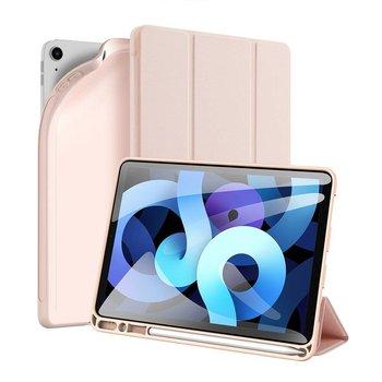 DUX DUCIS Osom żelowe etui na tablet Smart Sleep z podstawką iPad Air 2020 różowy (brak Smart Sleep)-Dux Ducis