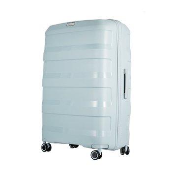 Duża walizka PUCCINI MONTREAL PP015A 7 Niebieska-PUCCINI
