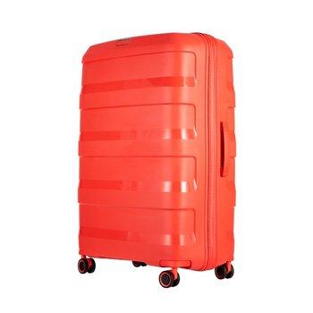 Duża walizka PUCCINI MONTREAL PP015A 9 Pomarańczowa-PUCCINI