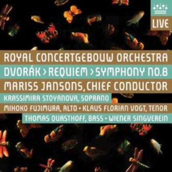 Dvorak: Requiem/Symphony No. 8