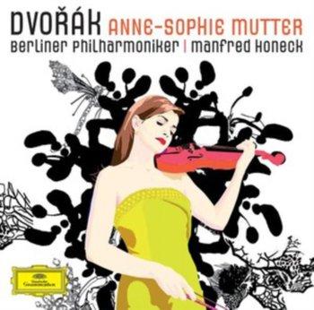 Dvorak-Mutter Anne-Sophie